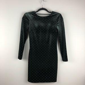 NWT Express Stud Mini Dress - Size 0P